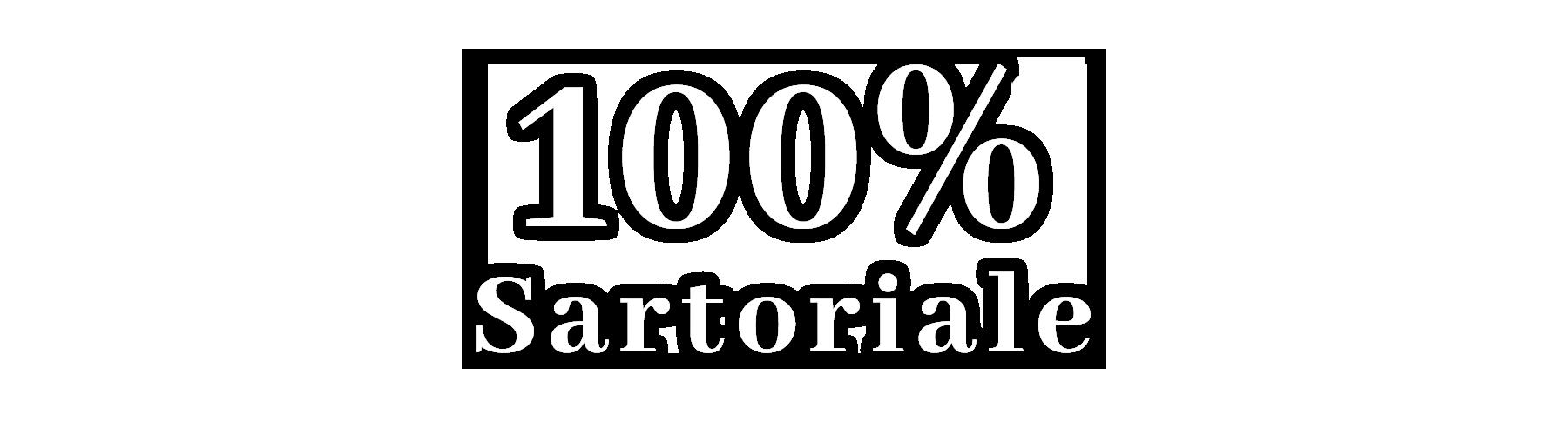 100% Sartoriale